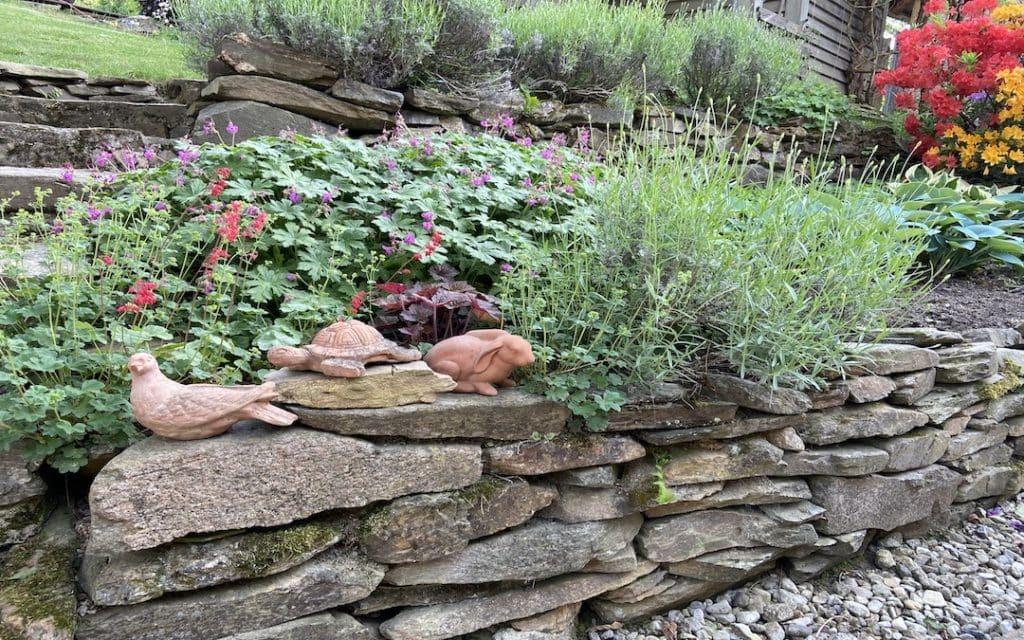 Gartendeko Figuren