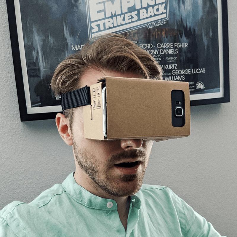 Patrick VR-Brille