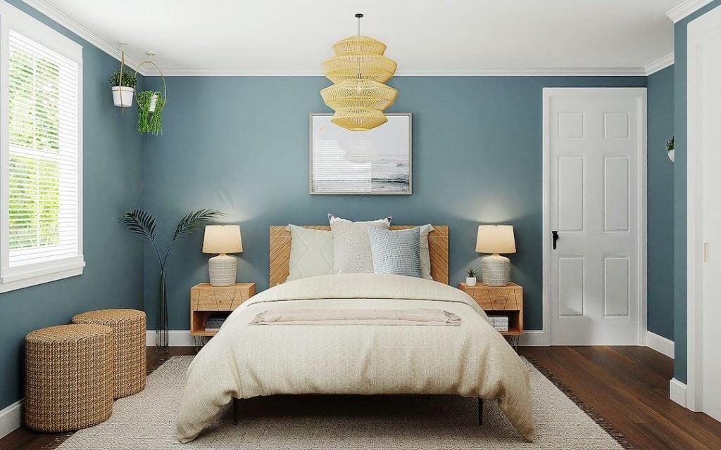 Schlafzimmerlampe